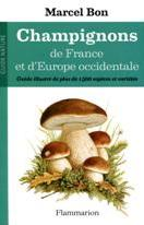 Champignons de France et d'Europe occidentale (M.Bon)